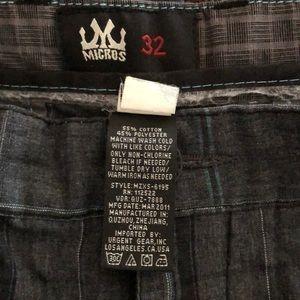 "Micros Shorts - 🎃BOGO 50% Micros ""Men's"" Casual Skate Shorts"